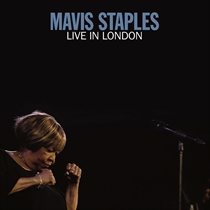Staples, Mavis: Live In London (CD)