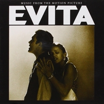 Madonna: Music From The Motion Picture - Evita (CD)