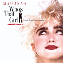 Madonna: Who's That Girl (CD)