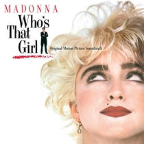 Madonna: Who's That Girl (Vinyl)