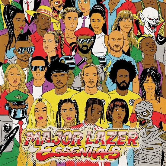 Major Lazer: Major Lazer Essentials (2xCD)