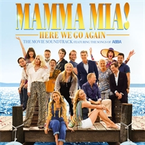 Soundtrack: Mamma Mia - Here We Go Again (CD)