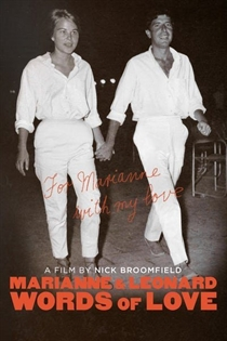 Marianne & Leonard - Words Of Love (DVD)