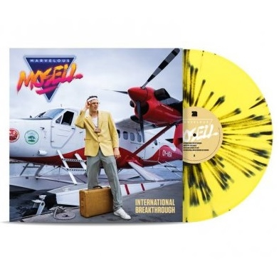 Marvelous Mosell: International Breakthrough (Vinyl/Gul)