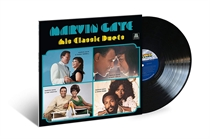 Gaye, Marvin: His Classic Duets (Vinyl)