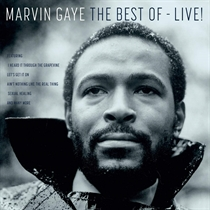 Gaye, Marvin: The Best Of - Live (Vinyl)
