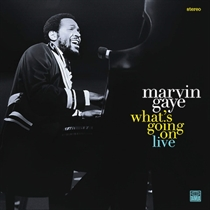 Gaye, Marvin: What's Going On Live (Vinyl)