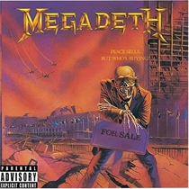 Megadeth: Peace Sells But Who´s Buying (CD)