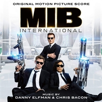 Men In Black - Internation (CD)