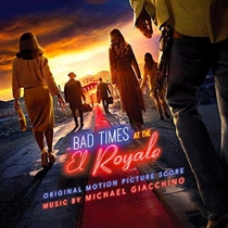 Giacchino, Michael: Bad Times at the El Royale (CD)