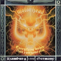 Motörhead: Everything Louder Than Everyone else (2xCD)
