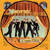 N Sync: No Strings Attached (Vinyl)