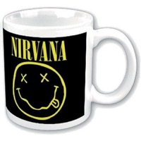 Nirvana: Smiley Mug