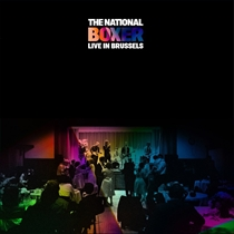 National: Live In Brussels (CD)