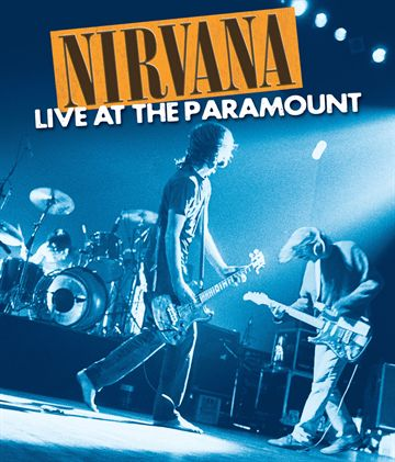 Nirvana: Live At The Paramore Theatre (DVD)