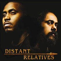 Nas/Damian Marley: Distant Relatives (CD)