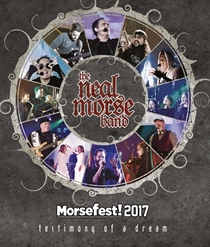 Neal Morse Band, The: Morfest! 2017 Testimony Of A Dream (2xBluRay)