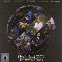 Neal Morse Band, The: Morsefest 2017! The Testimony Of A Dream Ltd. (4xCD+2xDVD+2xBluRay)
