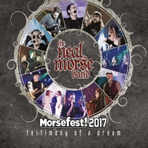 Neal Morse Band, The: Morsefest 2017! The Testimony Of A Dream (4xCD+2xDVD)