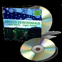 Young, Neil: Return To Greendale (CD)