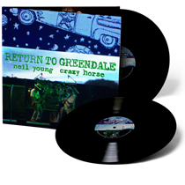 Young, Neil: Return To Greendale (2xVinyl)