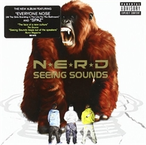 N.E.R.D.: Seeing Sounds (CD)