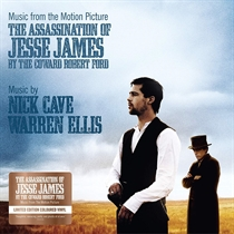 Cave, Nick & Warren Ellis:  The Assassination of Jesse James by the Coward Robert Ford (Vinyl)