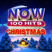 Diverse Kunstnere: NOW 100 Hits Christmas (5xCD)