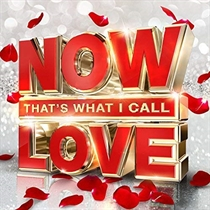 Diverse Kunstnere: Now That's What I Call Love (3xCD)