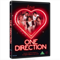 One Direction: I Love One Direction (DVD)