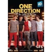 One Direction: All The Way To The Top (DVD)