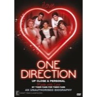 One Direction: Up Close & Personal (DVD)