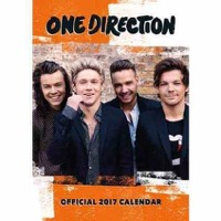One Direction: Calendar 2017
