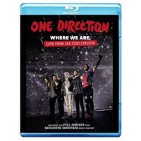 One Direction: Where We Are - Live From San Siro Stadium (BluRay)