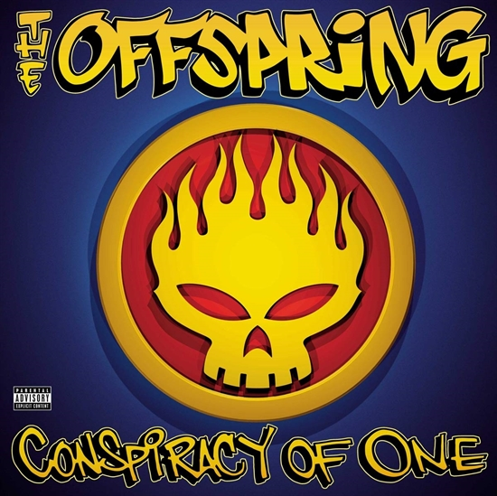 Offspring, The: Conspiracy of One Ltd. (Vinyl)