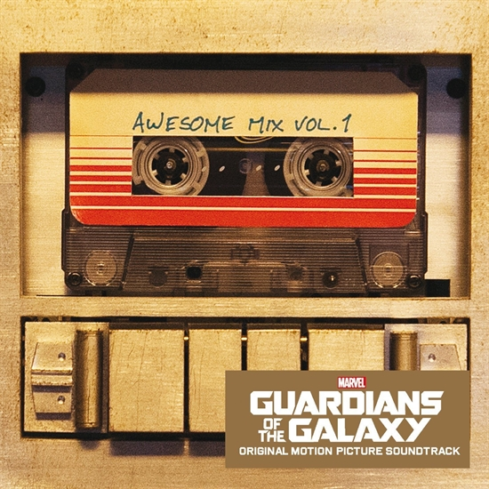 Soundtrack: Guardians Of The Galaxy - Awesome Mix Vol. 1 (CD)