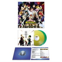 Soundtrack: My Hero Academia - Heroes Rising  (2xVinyl)