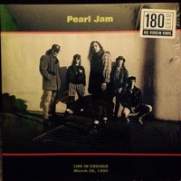 Pearl Jam: Live In Chicago 1992 (Vinyl)
