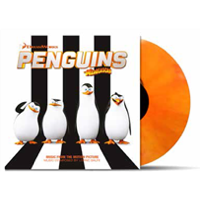 Soundtrack: Penguins Of Madagascar (Vinyl)