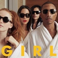 Williams, Pharrell: GIRL (CD)