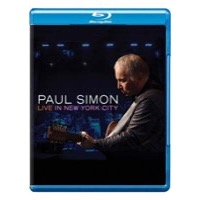 Simon, Paul: Live In New York City (BluRay)