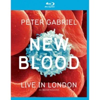 Gabriel, Peter: New Blood Live In London (BluRay)