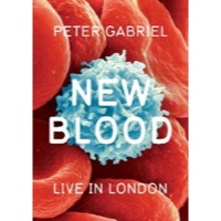 Gabriel, Peter: New Blood Live In London (DVD)