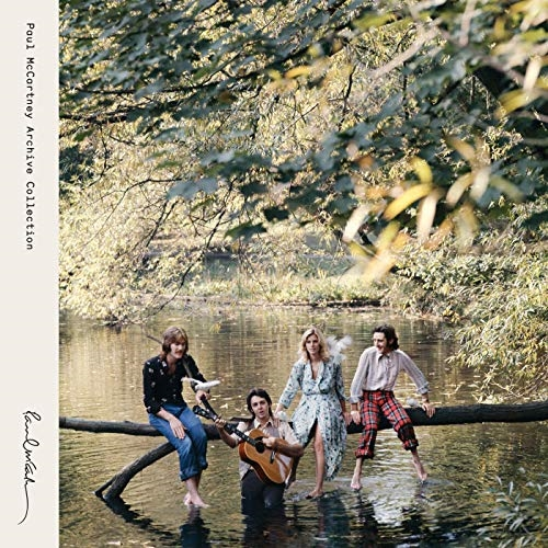 McCartney, Paul & Wings: Wild Life (CD)