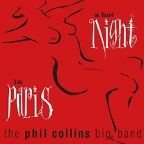 Collins, Phil Big Band, The: A Hot Night In Paris (CD)