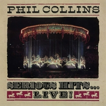 Collins, Phil: Serious Hits...Live! (CD)