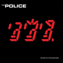 Police, The:  Ghost in the Machine (Vinyl)