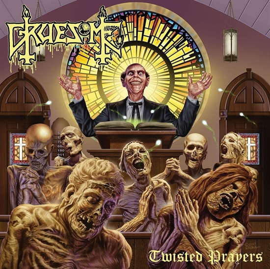 Gruesome: Twisted Prayers (Vinyl)