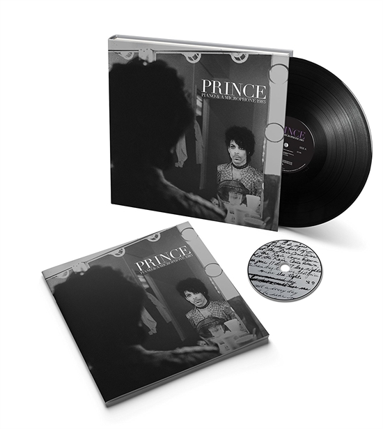 Prince: Piano & A Microphone 1983 Ltd. (Vinyl + CD)