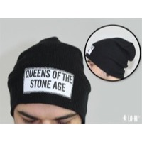 Queens Of The Stone Age: Beanie Logo